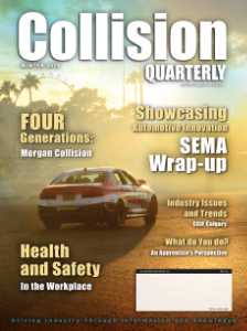 Collision Quarterly, Winter 2019