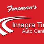 Foreman's Integra Tire Auto Centre